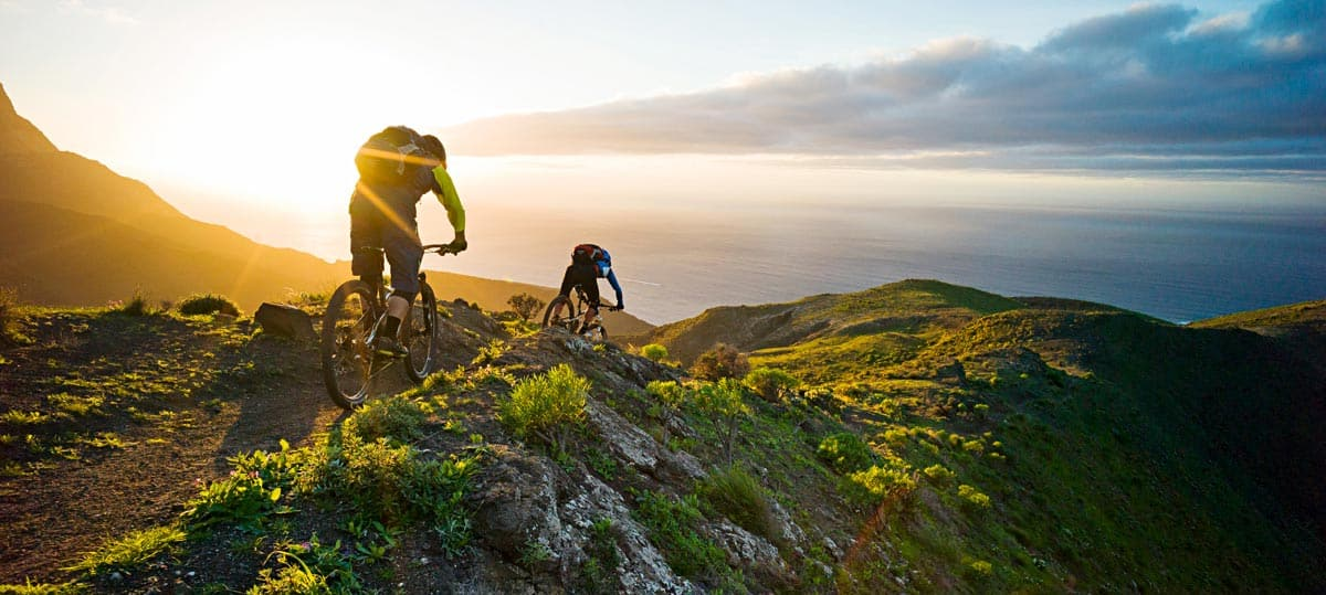 Gran Canaria mountain bike tour