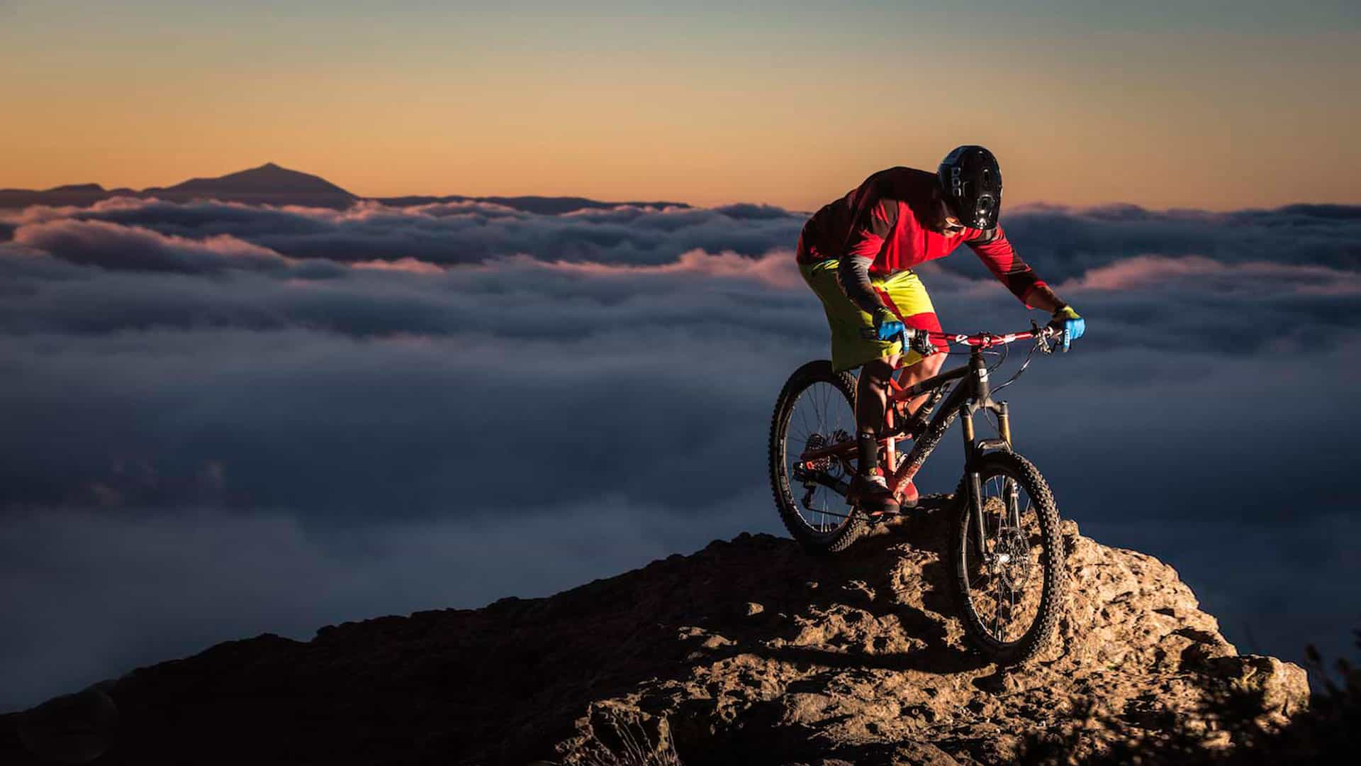 Gran Canaria Mountain Bike - better place in the world