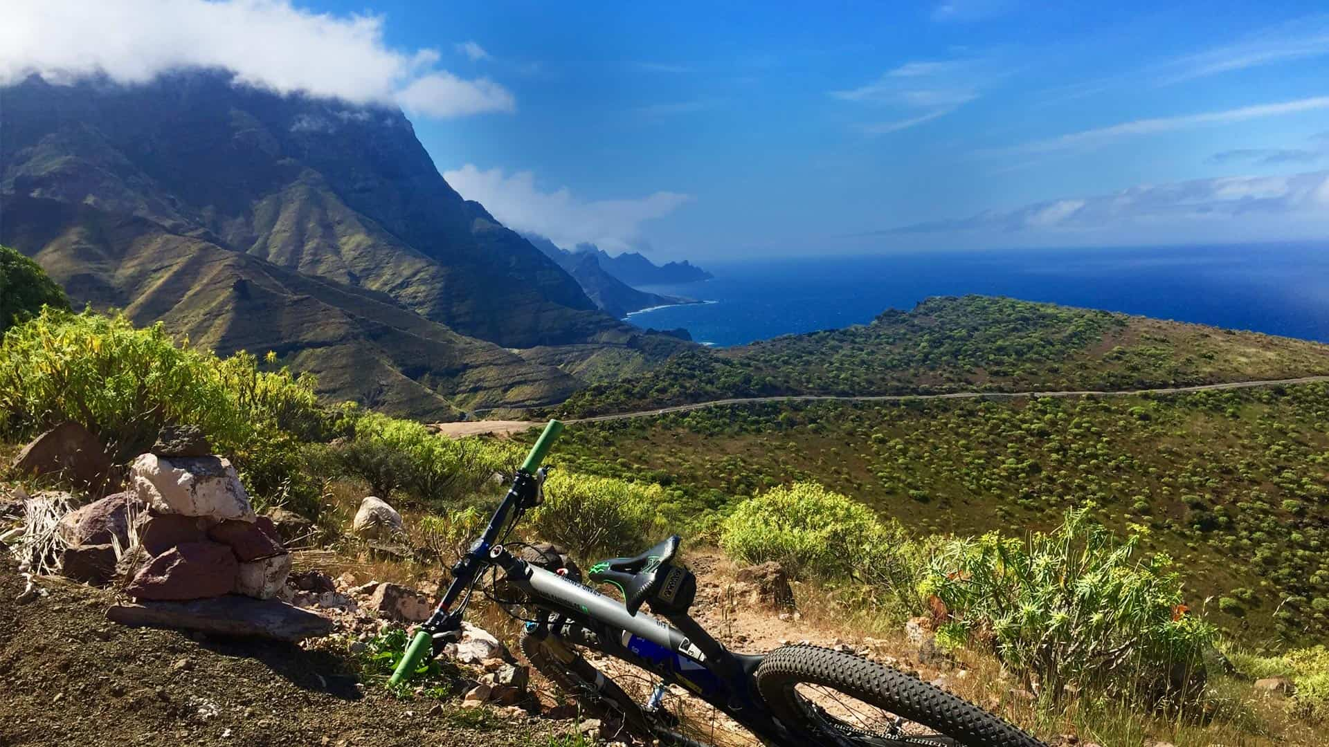 Gran Canaria Mountain Bike - come and ride with us