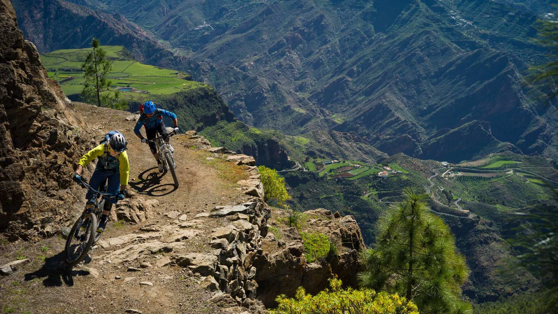 Gran Canaria Mountain Bike - 356 days of sun, beach and mountain bike