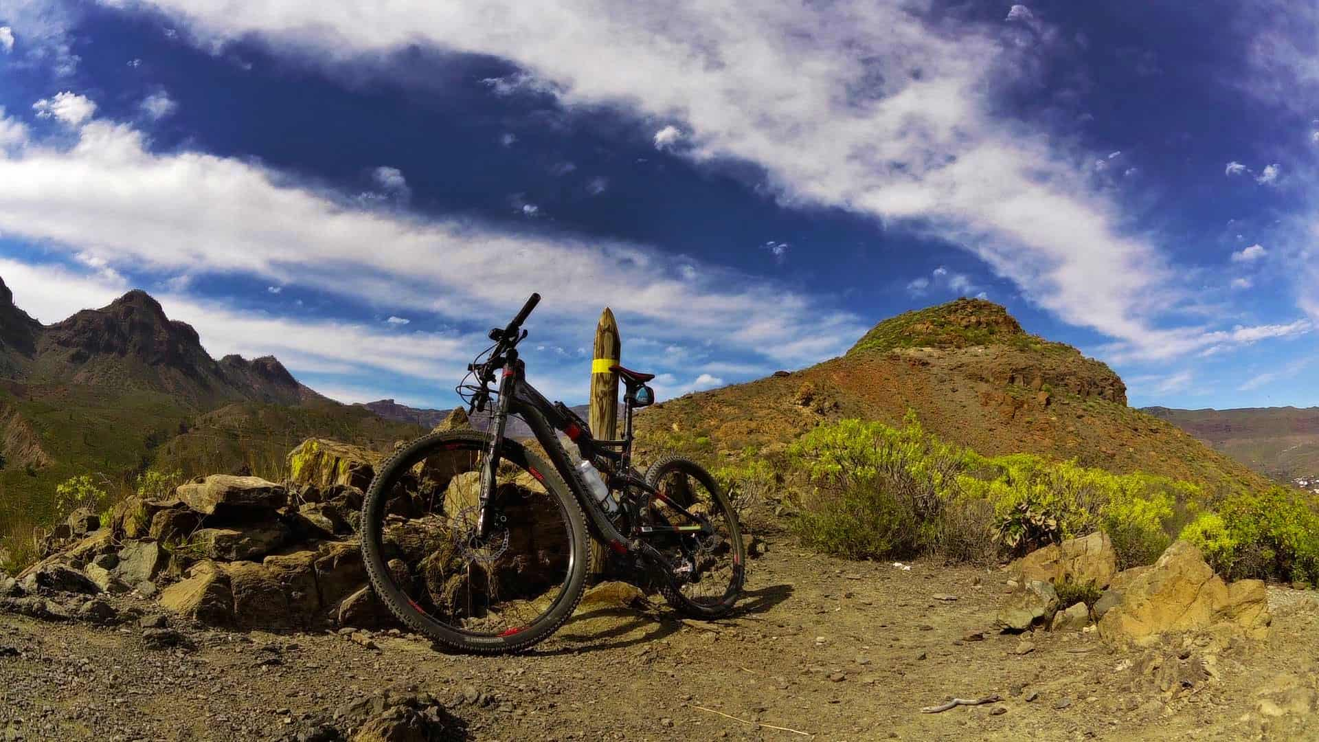 Gran Canaria Mountain Bike - paradise of eternal spring
