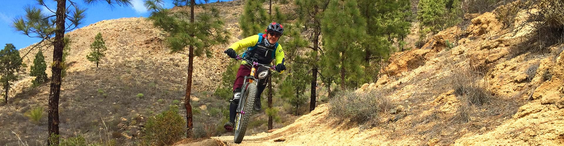 Gran Canaria cycling mountain bike