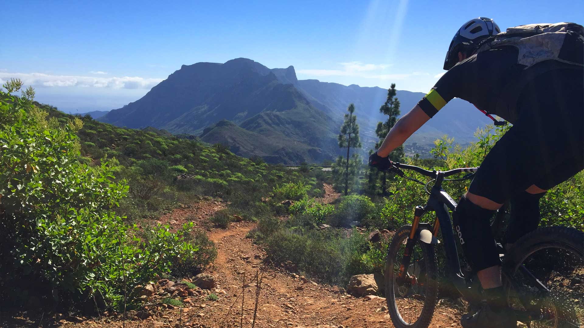 Fataga Supermountain - Gran Canaria Mountain Bike tour