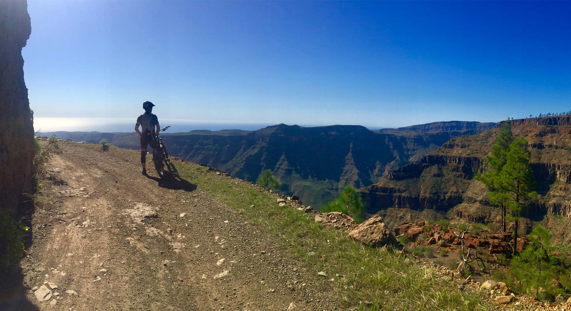 Canyonlands - Gran Canaria Mountain Bike tour