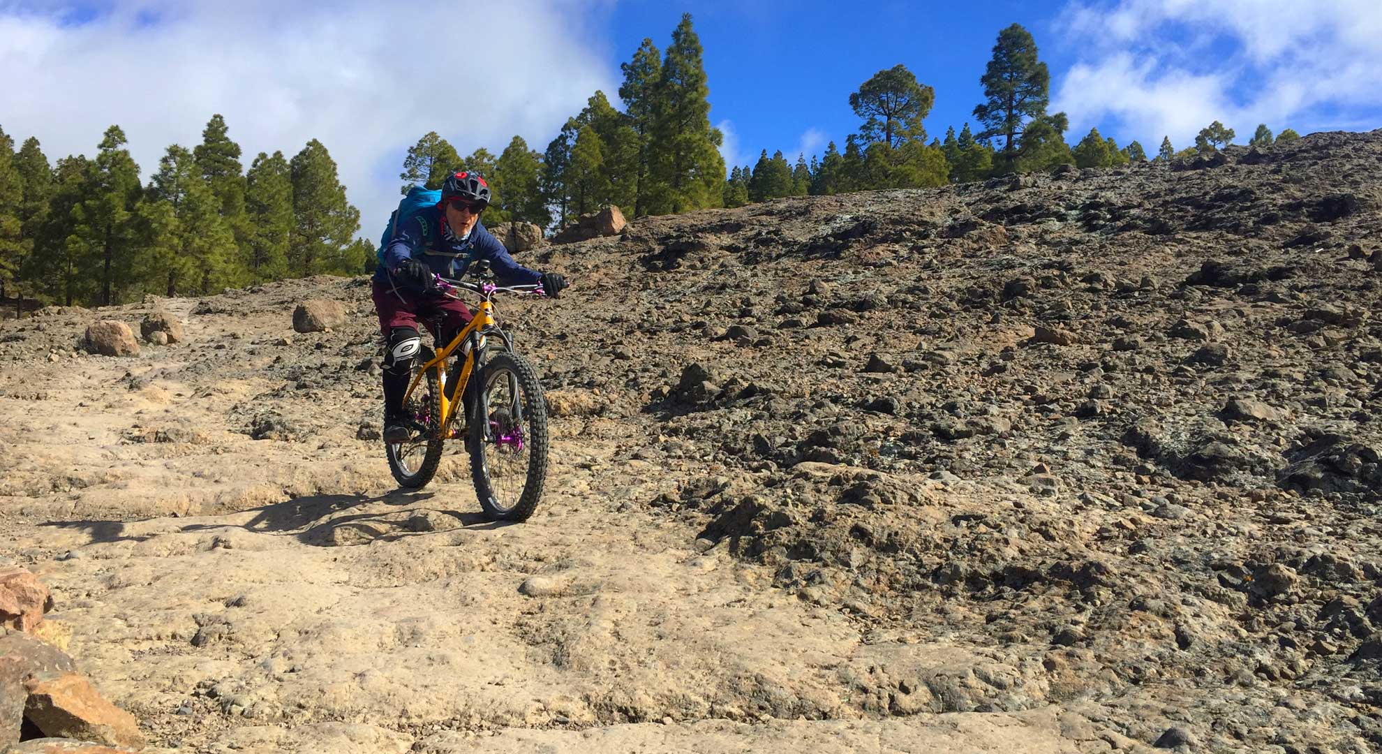 Camino de La Plata - Gran Canaria Mountain bike tour