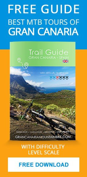 """free guide of mtb tour gran canaria"