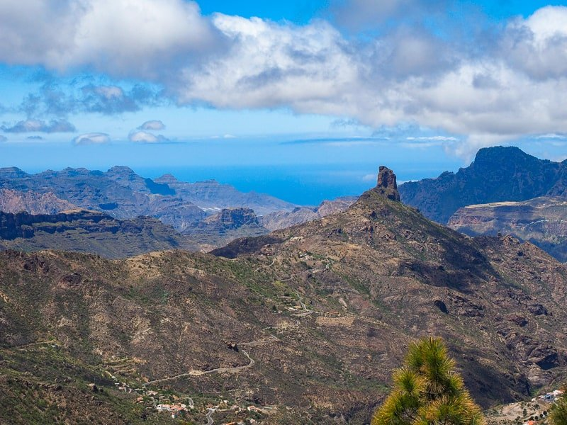 Gran Canaria weather forecast page