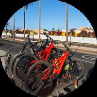 Gran Canaria bike shuttle service