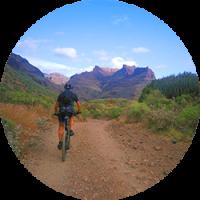 Mountain bike XC tours Gran Canaria