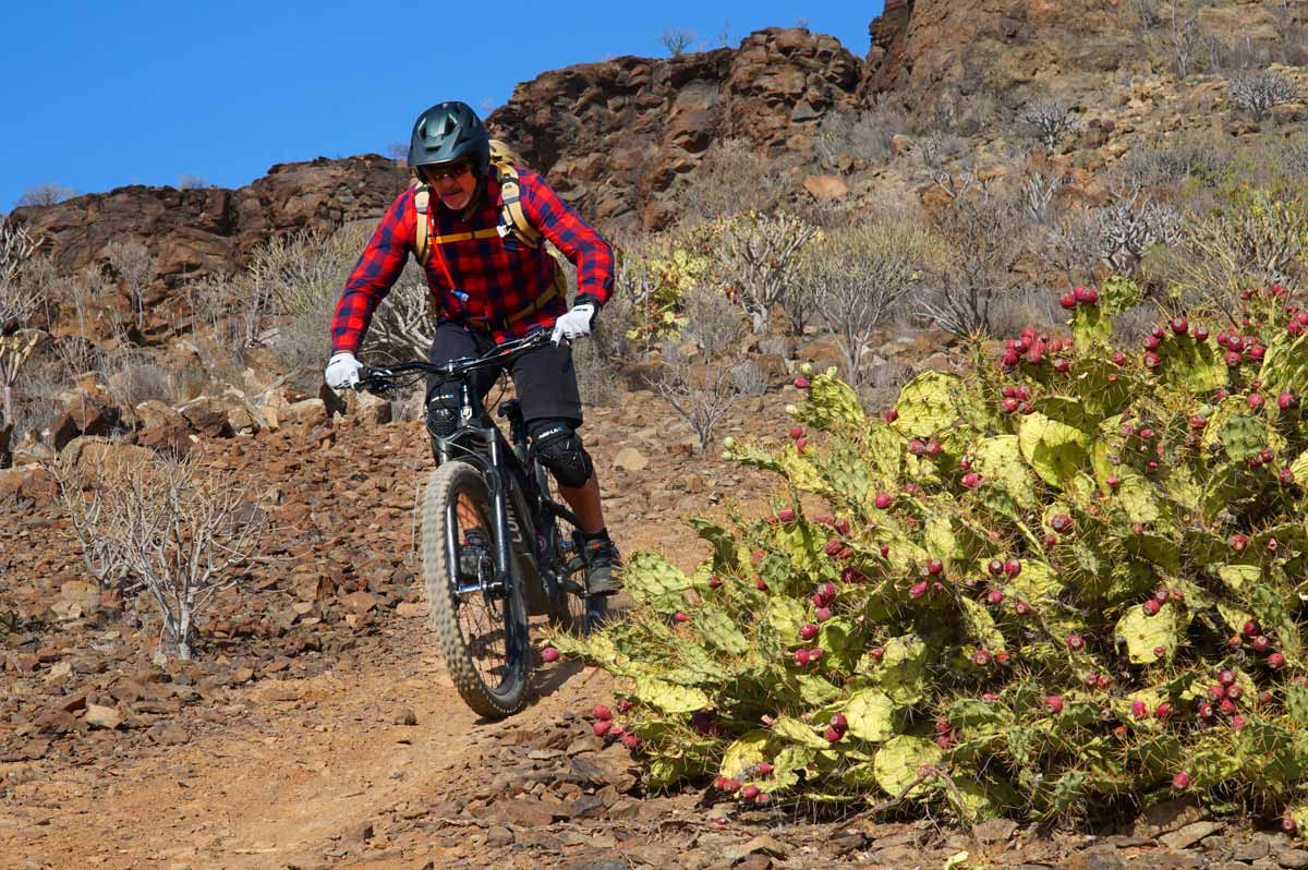 Gran Canaria mountain bike Enduro & downhill